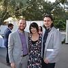 Gavin Davis with Kelly and Josh Pangell