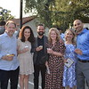 Stephen Peterson and Betsy Blaney, Alex Waite and Mancy Pendergrass, and Kathy and Steve Fiacco