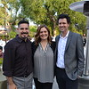 Victor Soto with Angelica and Brian McDaniel