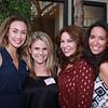 Laurel Pellegrini, Marisa Azra, Marcie Sabatella and Suzie Wesson