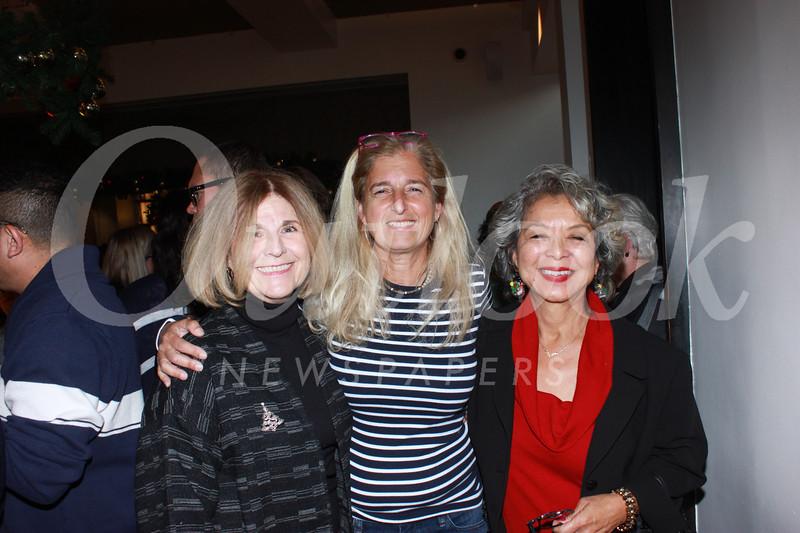 Suzanne Marks, Debbie Meymarian and Barbara Richardson King