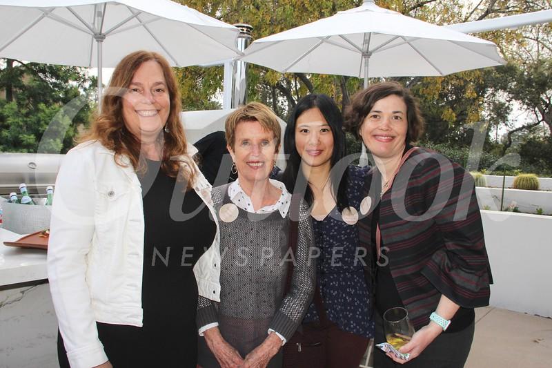 Melinda Ann Farrell, Phebe Sievers, Ming Ong and Katie Brandon
