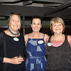 Nancy Monk, Annaly Bennett and Elizabeth Chandler