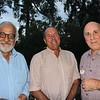 Ricardo Barrantes, Fred Schwarzenbach and Brad Reynolds