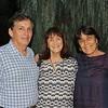 David Cuatt, Phyllis Green and Kris Pilon