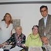 Shelley Sackett, Judy Plunkett, Karen Smits and Mark Nay