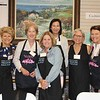 Lauren Frankel, Joan Cathcart, Robin Banks, Jennifer Baxter, Carolyn Siegal and Liz Gilfillan