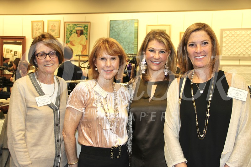 Kate Dwyer, Dianne McGee, Cherie Harris and Alison Condon
