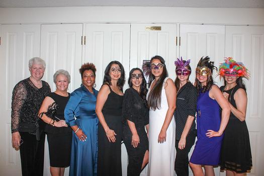 Committee members include Kathy Prosser, Mary Ann Bennett, Tamera Street, Antoinette Andrews, Jaclyn Harris, Donna Glassford, Lisa Morehead, Michelle Garcia and Lani Martinez