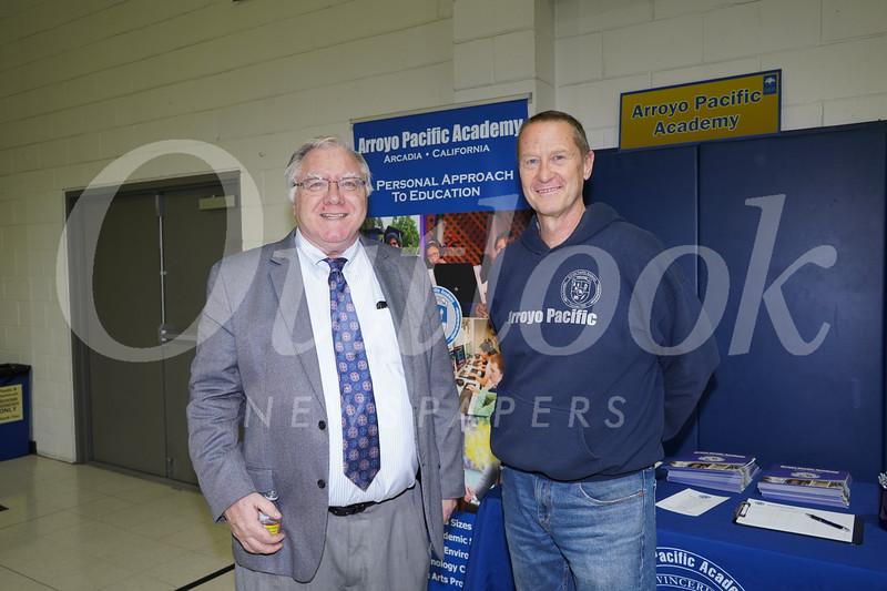 Arroyo Pacific Academy: Philip Clarke and Steve Creason
