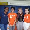 Polytechnic: Cayla McFarlane, Nathan Tu, Kate Austin and Kate Drum