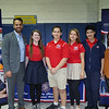 Maranatha: Nick Frankowski, Sarah Fritz, Jacob Williams, Maria Kefalas, Nicholas St. Peter and Rachel Ponton
