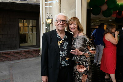 Gary Robertson and Rosemary Boldt