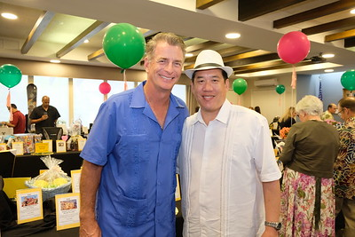 Phillip Palmer and Gerald Wong