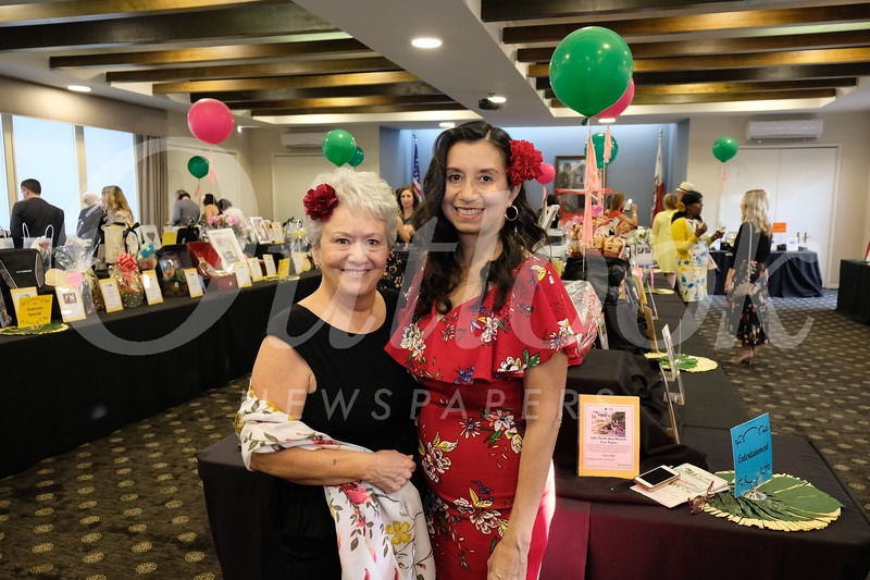 Maryanne Bennett and Antoinette Andrews