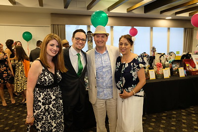 Lindsey and Matt Price with Victor and Leticia Gutierrez