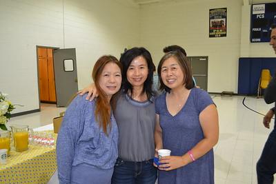 Pasadena Christian School Hosts Parent Coffee