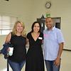 Amy Massino, Suzi Aparicio and Lamont Smith