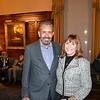 Foundation President Bill Hawkins with his wife, Jill