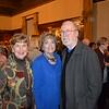 Ginny Cushman, Linda Massey and Steve Farrar