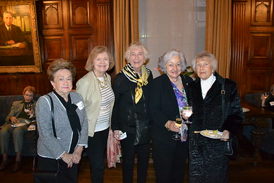 Lilah Stangland, Muffy Hunt, Anne Bloomstrom, Erica Riley and Betty Medearis