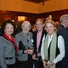 Marina Wang, Judith and Wayne Carter, and Jennifer DeVoll