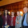 Georgia Daniels, Cindy Chen, Merrilee Fellows, Karen Greenwalt and Bob Carr
