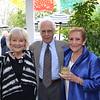 Cynthia Bennett, Ed Debeixedon and Gloria Newton