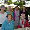 Nancy Twist (seated, from left) and Louise Clark. Back: Joan Cathcart, Susan Seitz, Chris Dietrich and Nancy Kerkhoff.