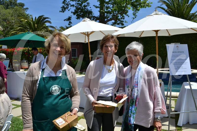 Kathy Dooling, Carolyn Hubbs and Kathy Miller