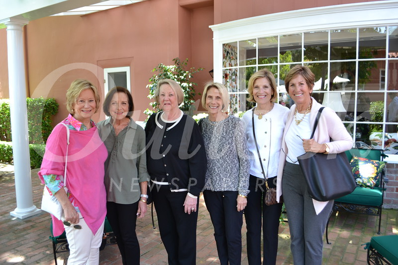 Lindy Evans, Shari Boultinghouse, Lynne Opdyke, Denise Wines, Susan Lindgren and Carolyn Hubbs