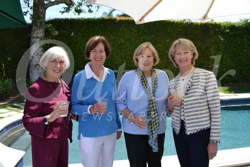 Susan Chandler,Tracy Hirrel, Marcia Albrecht and Jeanette Martin