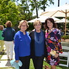 Phyllis Crandon, Elaine Gregory and Angie Miller