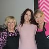 Ludie Driscoll, Linda Stroud and Allene Nungesser