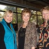 Barbara Baptie, Becky Garnett and Barbara Miller