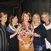 Jinny Dalbeck, Karen Sweeney, Dianne McGee, Tory Howe and Millie Steinbrecher