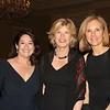 Debra Whitehouse, Molly Taylor and Priscilla Jenkins