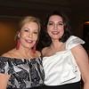 Guild Past President Rita Bristol with current President Sarah Shelton
