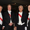 Dick Baptie, Roger Stephen, Ted Doll and Rich Dalbeck