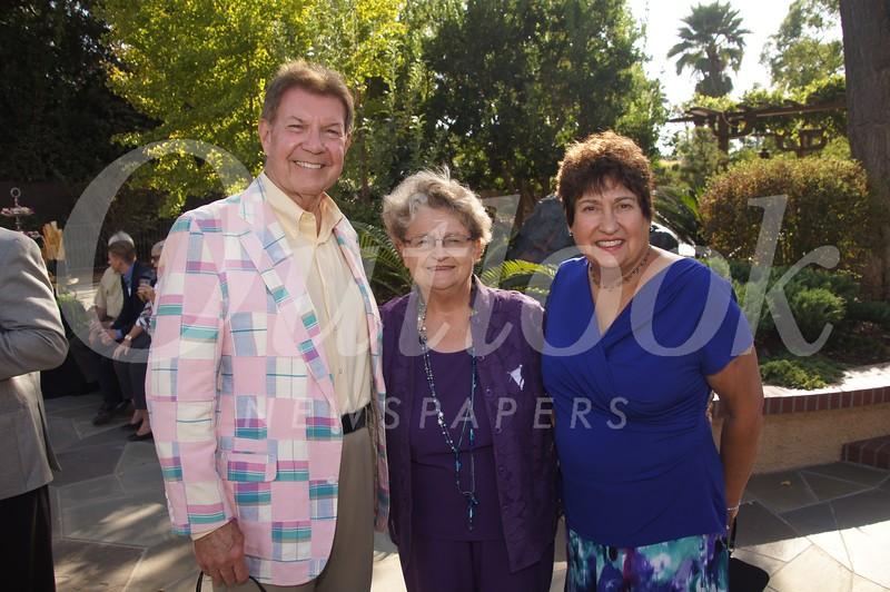 7 Board Member Tom Seifert, Marsha Rood and Dianne Philibosian