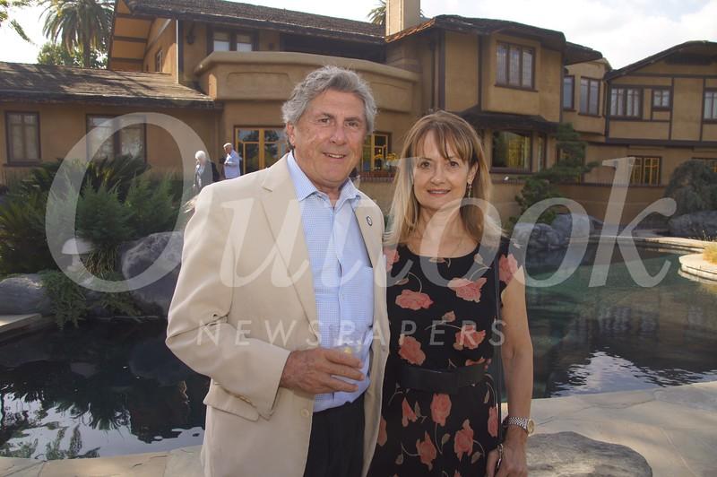 3 Robert Michero and Joan Aarestad