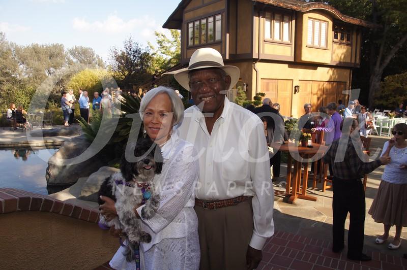 16 Event hosts Brenda and Bill Galloway