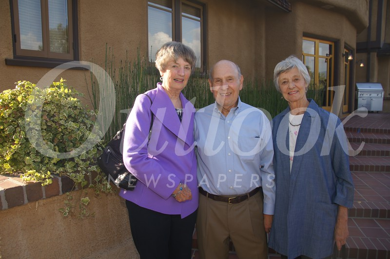 15 Claire Bogaard, Arnold Siegel and Betsey Tyler
