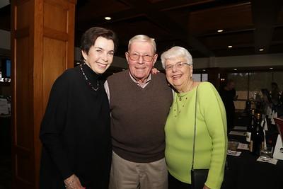 Beverly Marksbury with Allen and Weta Mathies