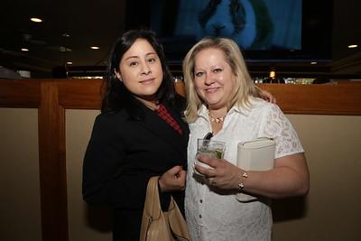 Valerie Mendoza-Villatoro and Samantha Williams