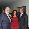 State Sen. Anthony Portantino with Alison Moses and her father, Al Moses