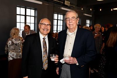 Lawrence Yu and Nick Nichols