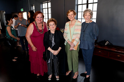 Rosey Bell, Lilah Stangeland, Barbara Maxwell and Marylou Boone