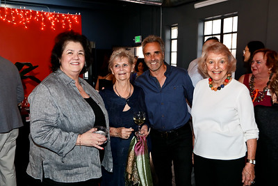 Valerie Amidon, Lenore Almanzar, Brad King and Peggy Ebright