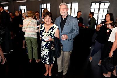 Dianne Philobosian and Tom Seifert